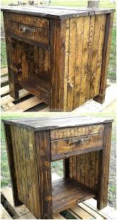Patio Furniture Out Of Wood Pallets by 505 Best Pallet Tables Images On Pinterest Wood Pallets Crate