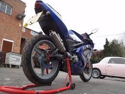 rieju rs2 50 cc moped 6 speed manual clutch bike long mot delivery