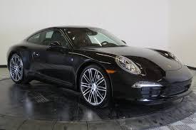 porsche 911 black edition certified pre owned 2016 porsche 911 2dr cpe black edition