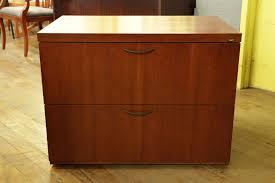 Vintage Oak Filing Cabinet 4 Drawer Wood File Cabinet With Lock Best Home Furniture Design
