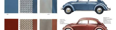 vw colors colours volkswagen paint chips color codes