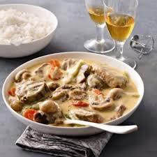 recette de cuisine cookeo recette blanquette de veau cookeo moulinex eurêcook recettes