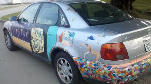 Paint Places by 6 Spooktacularly Bad Audi Paint Jobs Audiworld