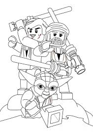 free lego star wars coloring pages print 89529