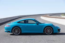 blue porsche 2017 2017 porsche 911 carrera first drive u2013 longgo auto parts