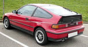 honda honda crx the fuel efficiency from its heritage honda