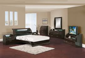 madison bedroom set madison contemporary 5 pc bedroom set in black and zebrano gl
