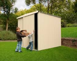 handi mate sliding door shed stratco