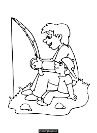 father son coloring pages u2013 corresponsables