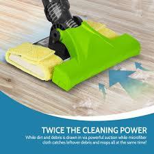 Laminate Floor Mops Amazon Com Rollibot 2 In 1 Microfiber Floor Mop For The Rapido