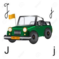 yellow jeep clipart alphabet j jeep royalty free cliparts vectors and stock