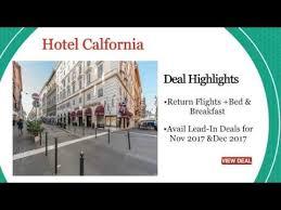 city breaks europe 2017 2018 cheap holidays deals
