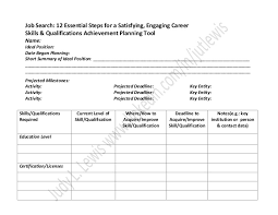 skills qualifications achievement planning tool search 12 essen