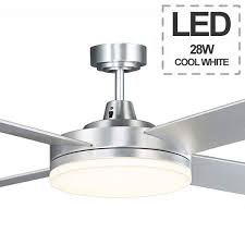 razor ceiling fan with cool led light by martec