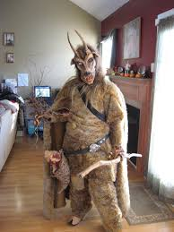 krampus costume christmas around the world christmasparty