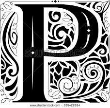 royalty free letter b tattoo tribal design 230274319 stock photo