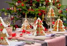nice christmas table decorations beautiful christmas table décor ideas you must see