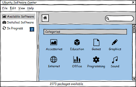 software recommendation what interface mockup programs are