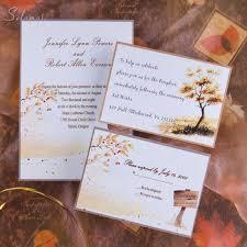 fall wedding invitations cheap frenchkitten net