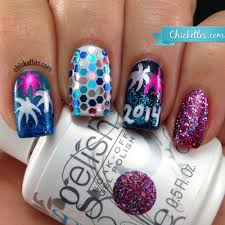 new year u0027s eve nails 2014 chickettes nail designs pinterest