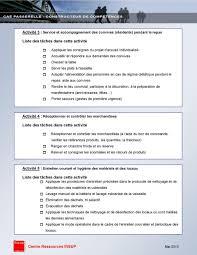 femme de chambre fiche rome fiche metier et passerelles polyvalent de restauration pdf