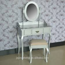 Silver Vanity Table Provence French Wood Cream Dressing Table Vanity Table Make Up