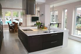 large square kitchen island large contemporary square kitchen island built to incorporate a