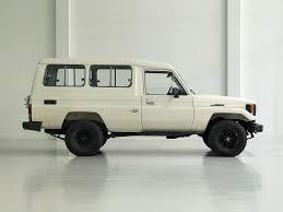 toyota cruiser white 1992 hzj75 white hzj75 0008063