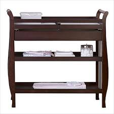 rolling baby changing table wood changing table willothewrist com