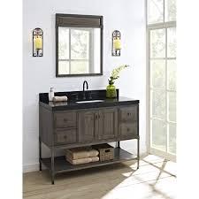 bathroom white wall design ideas with fairmont vanities plus wall