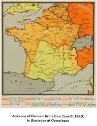 Map Of Germany And France by