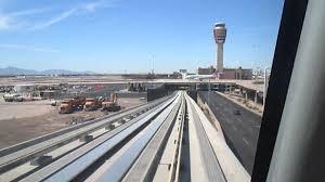 Phoenix Airport Terminal Map Phx Sky Train Terminal 4 To Terminal 3 Sky Harbor Airport