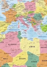Vector World Map Vector World Map Political 1419 The World Of Maps Com