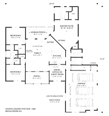 craftsman style house plan 3 beds 2 00 baths 1800 sq ft 21 247