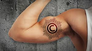 can a tattoo on human flesh be copyrighted we u0027ll soon find out