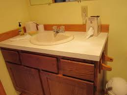 refinishing bathroom cabinets ideas