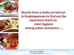 hygiene cuisine consumer concerns hygiene
