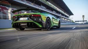 lamborghini aventador road test lamborghini aventador s 2017 review by car magazine