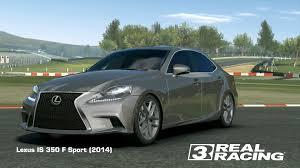 lexus is350 custom image showcase lexus is 350 f sport jpg real racing 3 wiki