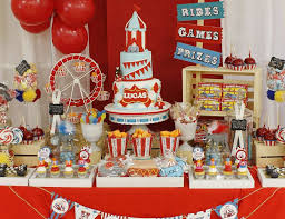 carnival birthday party vintage carnival birthday vintage carnival 1st birthday party