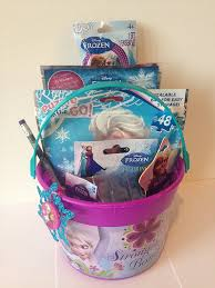 princess easter basket disney frozen princess elsa of set