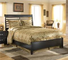 ashley furniture kira queen panel bed rooms and rest panel beds