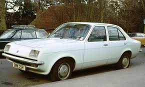 vintage opel cars vauxhall chevette
