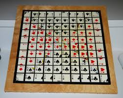 diy indoor games even make a homemade sequence board and create your own homemade