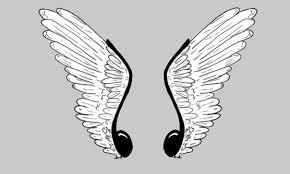 note wings by dsol on deviantart