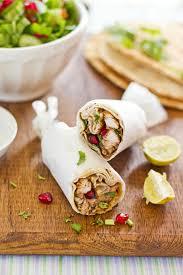 arabic wrap sips and spoonfuls arabic shawarma