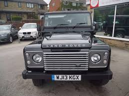 land rover jeep defender for sale used land rover defender 2013 for sale motors co uk