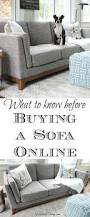 tips for buying sofa online
