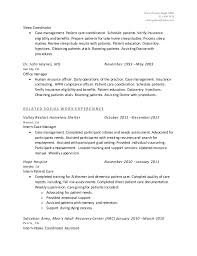 Case Manager Resume Sample by Shawn Briggs Resume