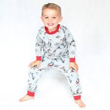 their nibs boys skate boarder boys pyjamas on the